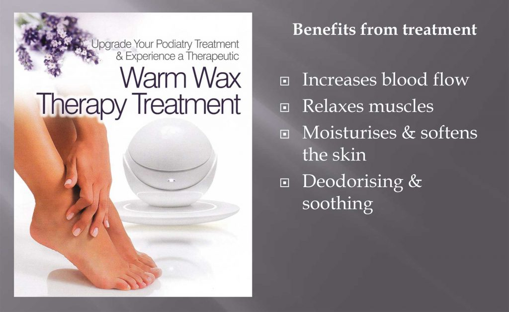 Warm Wax Therapy Blackburn